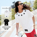 ◆The T-shirt men short sleeves half sleeve cut-and-sew print half-length sleeves short sleeves T-shirt older brother system fashion older brother men fashion loose star U neck of Men's T-shirt older brother of roshell( Rochelle) star print big T-shirt ◆