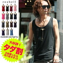 [BUY 3 GET 1 FREE] ◆Roshell Color long Vest NO Sleeve◆ Tank Top/ Men's fashion/ No sleeve/ Vest/ color