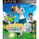 Everybody's GOLF 6 Sony Computer Entertainment