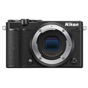 ニコン|Nikon 1 J5 ボディ(ブラック)|N1J5-BK