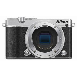 ニコン|Nikon 1 J5 ボディ(シルバー)|N1J5-SL
