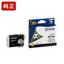 Genuine Epson ICBK46 black ink cartridge