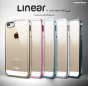 SPIGEN SGP linear series Crystal iphone 5 s 5 cover /iPhone5s case /i-Phone case / iPhone 5 s/CASE / Ke - Su / スマホケース / スマホカバー / Smartphone / iPhone / smartphone /docomo / DoCoMo / SOFTBANK / brand / SM - as / bumper
