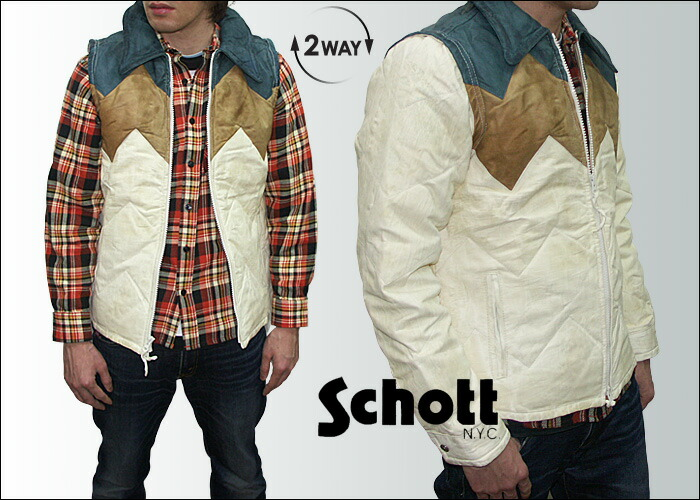 Casualshop JOE | Rakuten Global Market: Shot Schott N.Y.C. ...