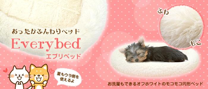 エブリベッド(犬・猫兼用ベッド)