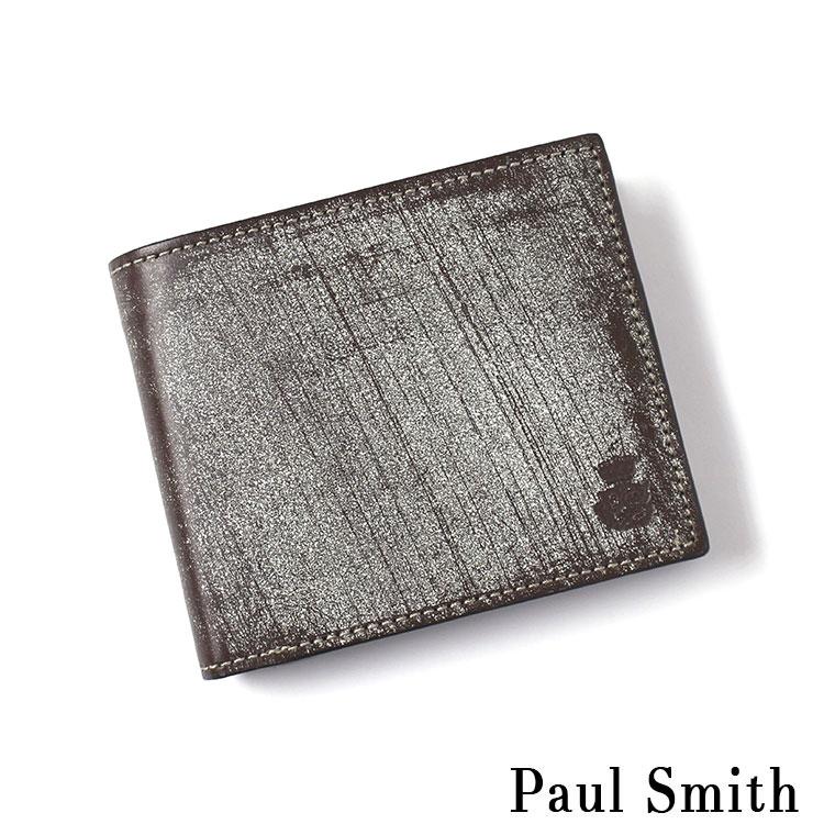 Paul Smith COLLECTION PCワックス 2つ折り財布