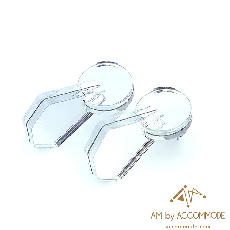 Accommodeミラーピアス