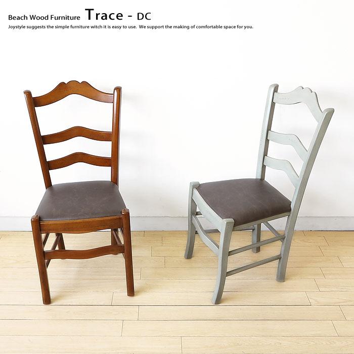 アンティークの雰囲気漂う家具をイメージした個性的なチェア