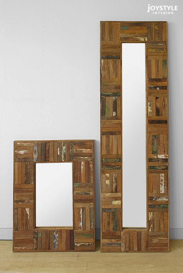 Joystyle interior rakuten global market the novel cool for Different sized mirrors