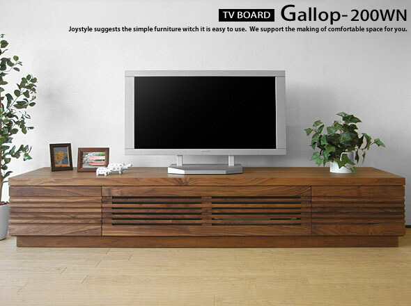 joystyle interior rakuten global market an amount of money changes by tv board gallop 200 net. Black Bedroom Furniture Sets. Home Design Ideas