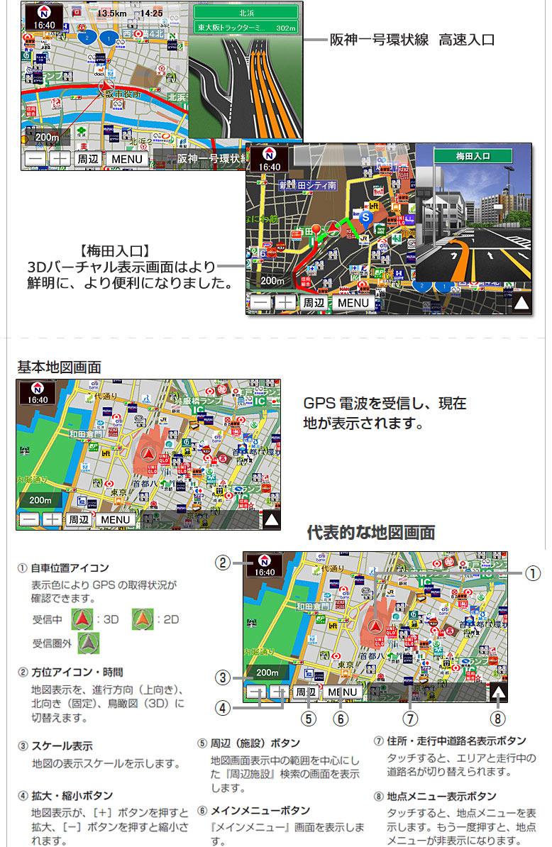 35种14种最新地图内制7型汽车导航器wvga液晶dvd播放器搭载2din