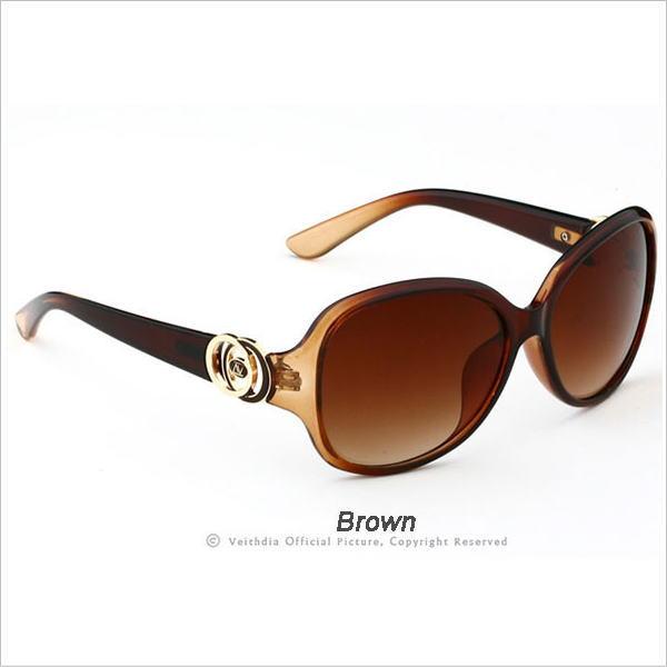 サングラス ラウンドフレーム デザイナーズ ファッションサングラス UV400 カラー:ブラウン アイウエアー メガネ 今だけ!送料無料 通常納期2週間~