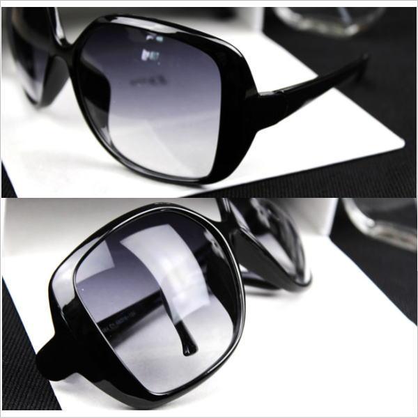 サングラス レディースデザイナーズ ファッションサングラス 偏光レンズ UVAカット カラー:ブラック アイウエアー メガネ 今だけ!送料無料 通常納期2週間~