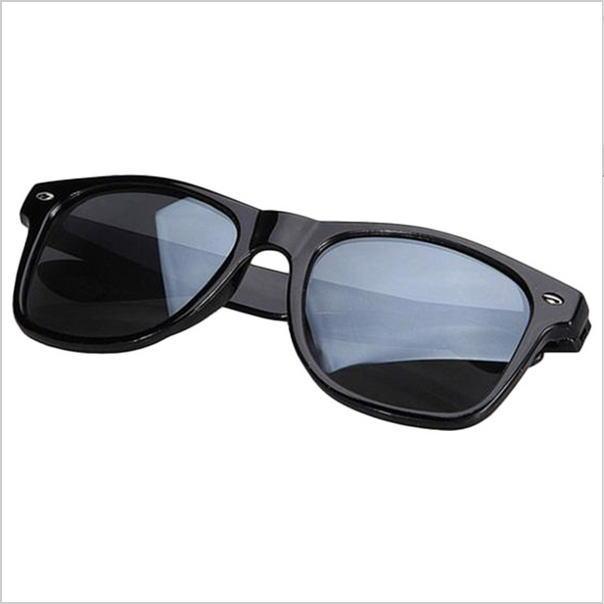 サングラス ウェイファーラーフレーム ファッションサングラス カラー:ブラック アイウエアー メガネ 今だけ!送料無料 通常納期2週間~
