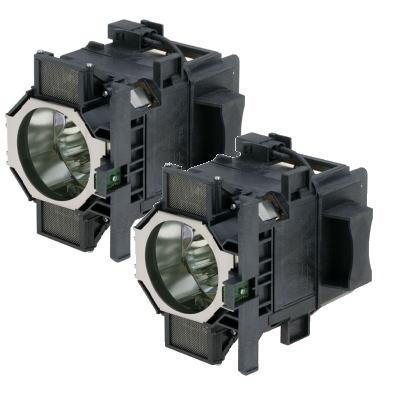 ELPLP52 OBH エプソン用 交換ランプ オリジナル用バルブ採用交換ランプ 【2灯セット】送料無料 お取り寄品 納期1週間~