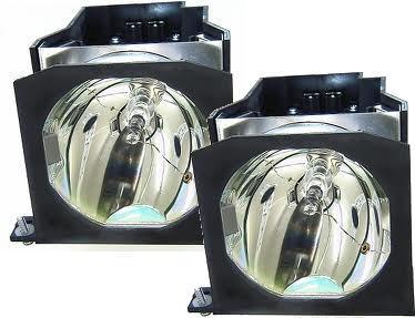 TH-D7700 パナソニック 交換ランプ 【2灯セット】汎用ランプユニット 新品・送料無料、納期1~2営業日 在庫限 欠品納期1週間~