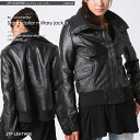 リプロダクトレザースタンドカラーミリタリー jacket and black leather jackets and riders Jacket Women