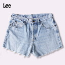 Now just point 15 times ☆ ☆ one ☆ vintage denim shorts Womens UKR061 Levi Lee Wrangler