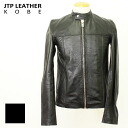 カウレザーキルティングシングルライダースジャケット / black men's / single riders and leather jacket and leather Jean and leather jacket