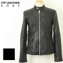 リプロダクトレザーシングルライダースジャケット / black men's / unisex and single riders and leather jackets and jacket / leather / leather / leather jacket
