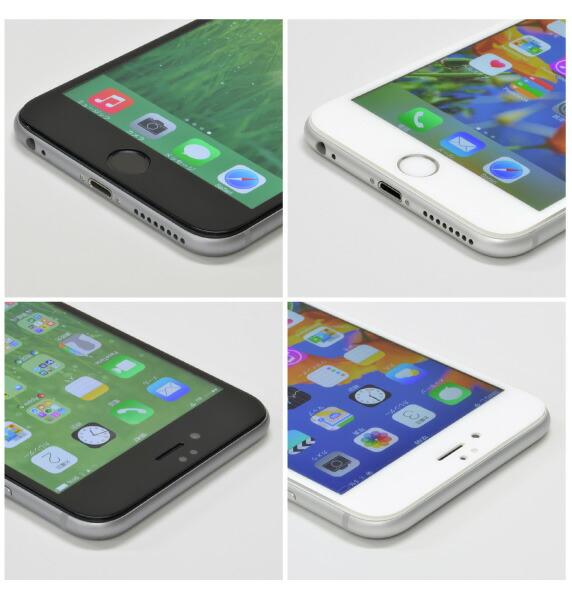 iPhone6:iPhone6Plus用フルカバー液晶保護強化ガラスフィルム