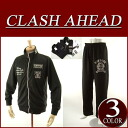 ir612 brand new Clash Ahead PU leather patch print Jersey top and bottom set Setup
