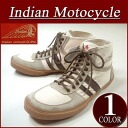 fw241 new article Indian Motocycle NEW STANDARD constant seller model canvas X leather higher frequency elimination sneakers ID-232C men & レディースインディアンモトサイクルシューズ IndianMotocycle Indian