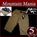 mm011 brand new MOUNTAIN MANIA MM 3 / 4 CROP-7--length climbing pants mens mountain Mania cropped pants casual outdoor shorts shorts