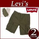 ax441 brand new Levis US line ACE I CARGO SHORTS Ripstop cotton 6-Pocket cargo shorts mens Levi's IVY GREEN RIPSTO カーゴショーツ half pants Levi's