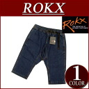 rx581 brand new ROKX DENIM ROKX CROPS rocks 7-minute-length denim cropped pants climbing pants RXM006D mens & ladies casual Chino outdoors shorts shorts