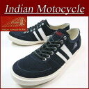fw492 new article Indian Motocycle NEW STANDARD SUEDE MODEL suede X leather low-frequency cut sneakers ID-231SU ネイビーメンズインディアンモトサイクル IndianMotocycle