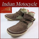 fw532 new article Indian Motocycle lamb B sole fabric X leather native moccasins chukka boots ID-684B men & レディースインディアンモトサイクルチャッカーブーツ IndianMotocycle