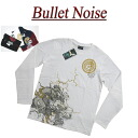 ia1810 new article BULLET NOISE size dragon thunder sum crest lam print sum pattern Ron T men long sleeves sum pattern T-shirt Ron tea