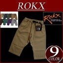 rx251 brand new ROKX CROPS rocks 7-minute-length cropped climbing pants RXM006 mens & ladies casual Chino outdoors shorts shorts