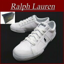 aa263 brand new POLO by Ralph Lauren FELIXSTOW SPORT LEATHER textured processing leather low cut sneakers mens white shoes RalphLauren Polo Ralph Lauren