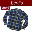 az911 brand new Levis long sleeve town with Dobby check shirt men's US line Levi's SHACKELFORD l/s COTTON CHECK BD SHIRT CAVIR check shirt BD shirt Levi's