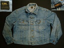 ljk288 XL 70's Lee 220 denim jacket G ジャンリー US clothing page