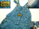 kpt437 w26 USA from WASHINGTONDEECEE denim overalls thrift