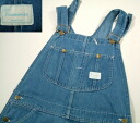 kpt527 w34 70's Sears denim overall US old clothes Sears 80's
