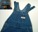 kpt529 w36 BIGMAC denim overall US old clothes ビッグマックージ