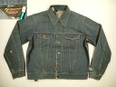 kjk652 L Phoenix cotton twill jacket old clothes G Jean work