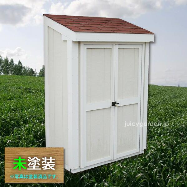 北海道で作られる木製の物置は ...