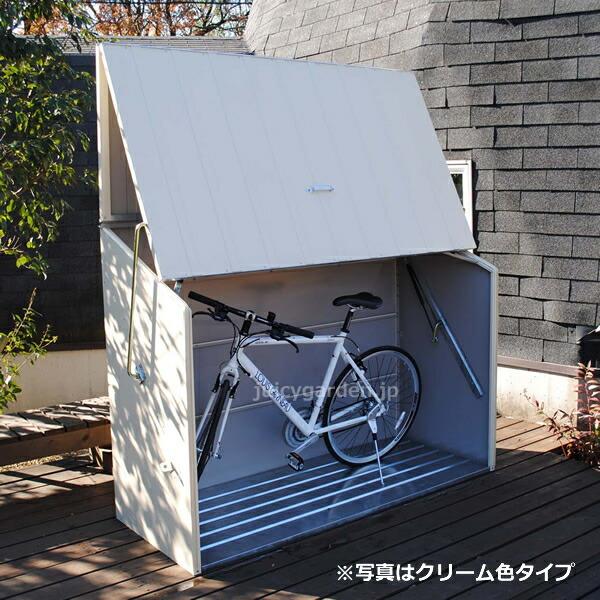 Metal Shed Bicycle Storage