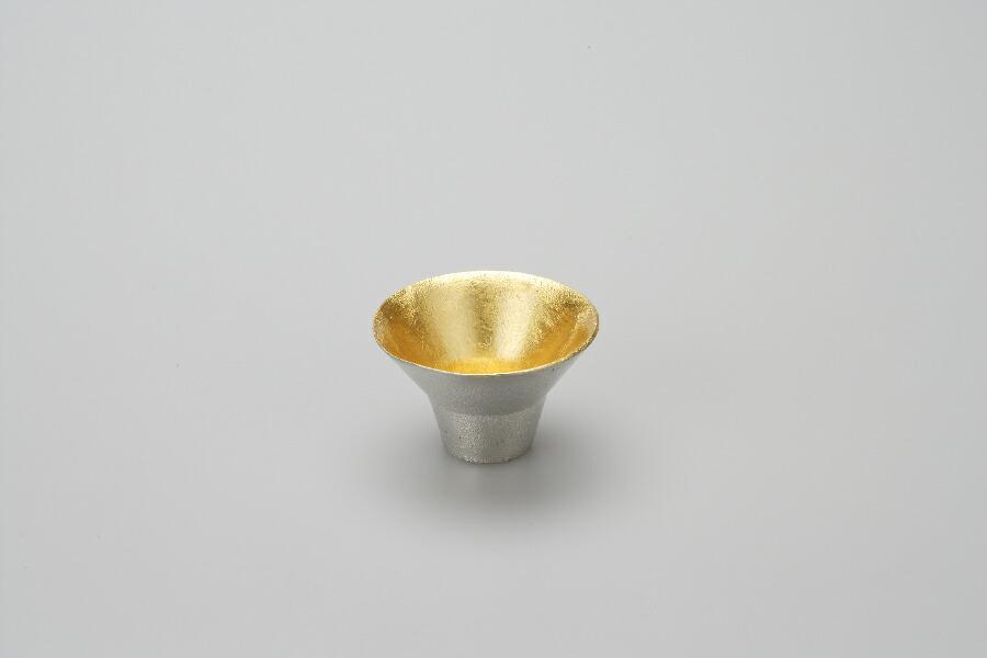 能作 盃 − 喜器(きき) 1 金箔 511250 錫
