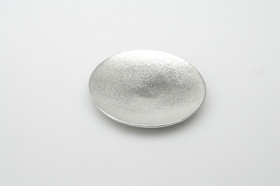 能作 小皿 − 丸 501040 φ100 錫100%