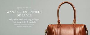 want les essentials de la vie