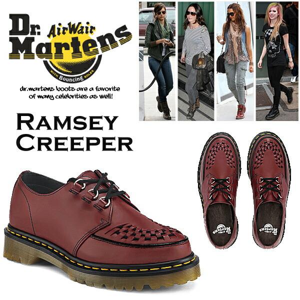 Dr.Martens �ɥ������ޡ����� ��ॼ�� ����ѡ� ���塼�� �� ��˥��å��� �� Ramsey Creepper ��