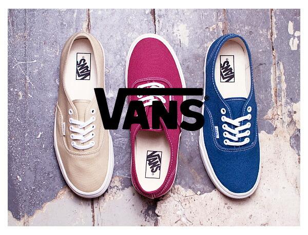 Vans ������ �����Х� �졼�����å� ���ˡ����� �� Authentic ��