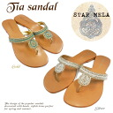 It is gorgeous and is with the rubber of the safeguard and feels relieved with good leather sandals rhinestone and beads shiningly in star Mera sandals Tia sandal this summer