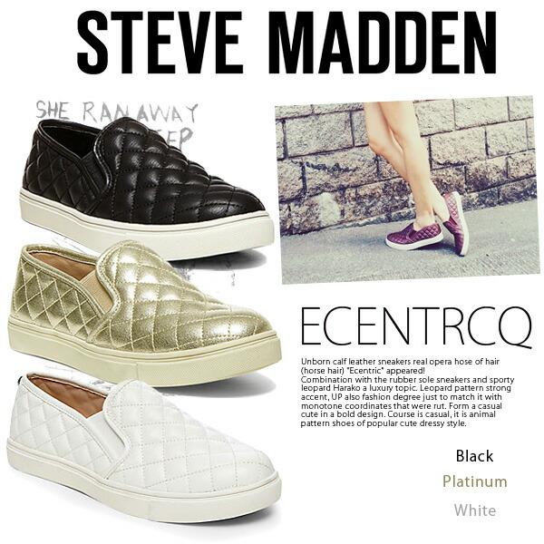 Steve Madden ���ƥ����֥ޥǥ� ����åݥ� ����ƥ��� ���ˡ����� �� ECENTRCQ ��
